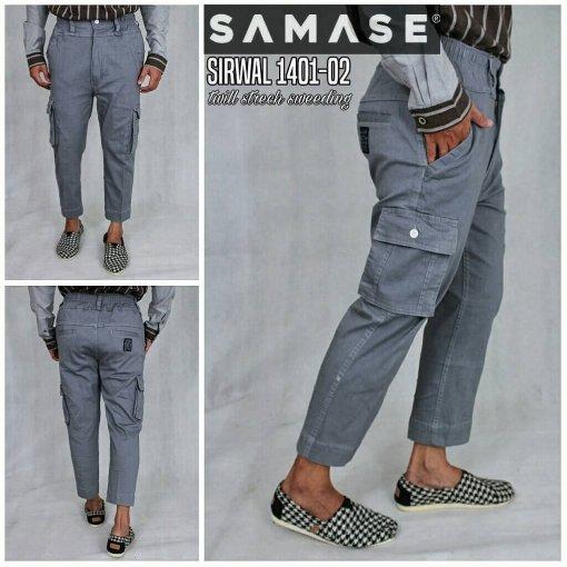 SAMASE 1401-02 SIRWAL JOGGER ABU TUA