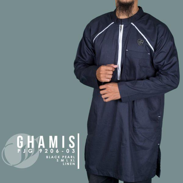 SAMASE 9206-03 GHAMIS PJG BLUE BLACK