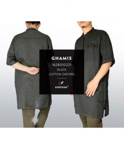 SAMASE 1628-01 GHAMIS PDK HITAM