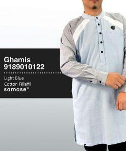 SAMASE 9189-01 GHAMIS PJG BIRU LGN ABU