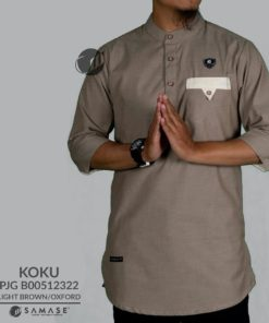Koko Kurta Brown
