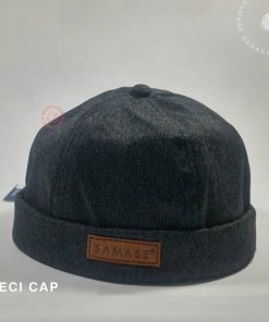 Peci Cap Dark Grey