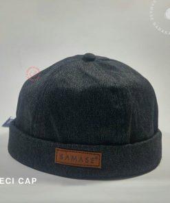 Peci Cap Dark Grey