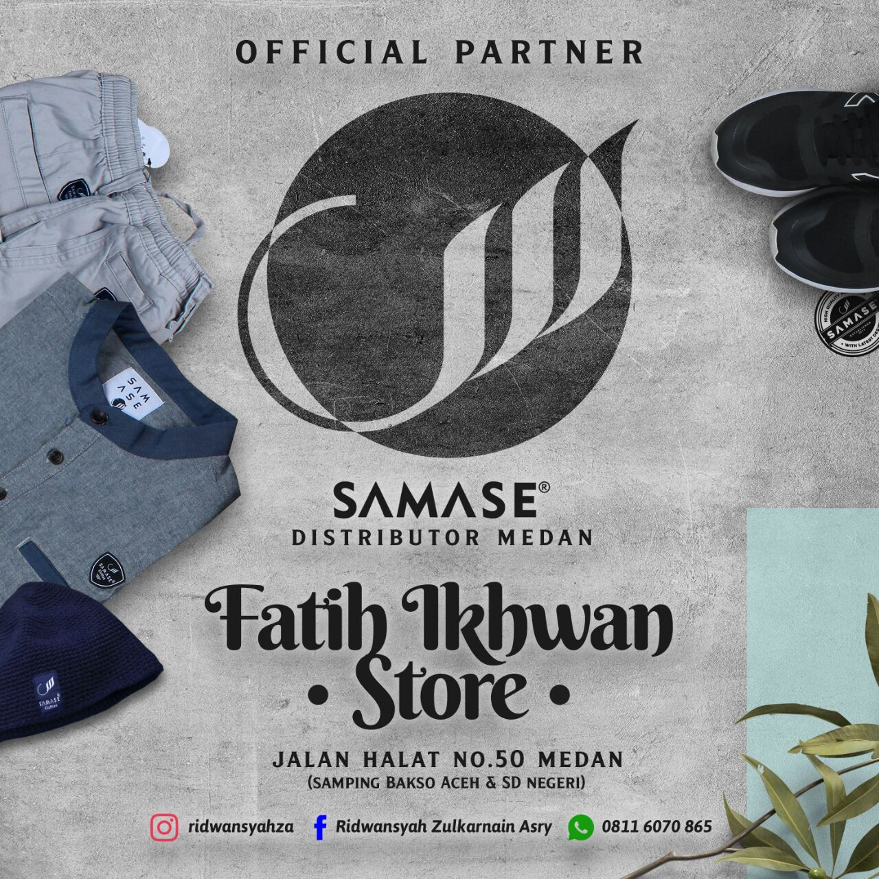Distributor Samase Medan