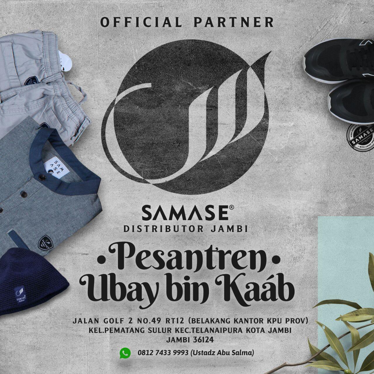 Distributor Samase Jambi