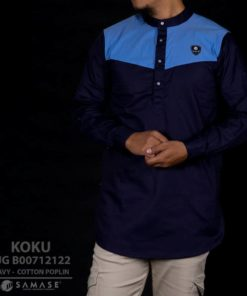 Koko Kurta Navy
