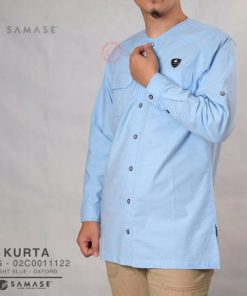Kurta Light Blue