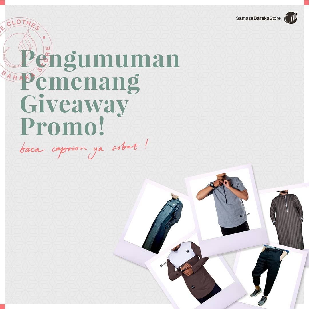 Promo Giveaway