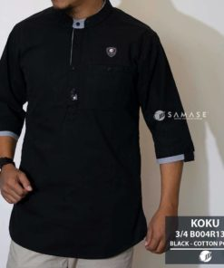 Koko Kurta Lengan 3/4 B004R1322