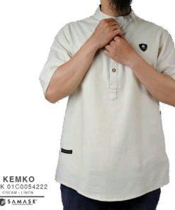 Kemeja Koko Pendek 01C0054222