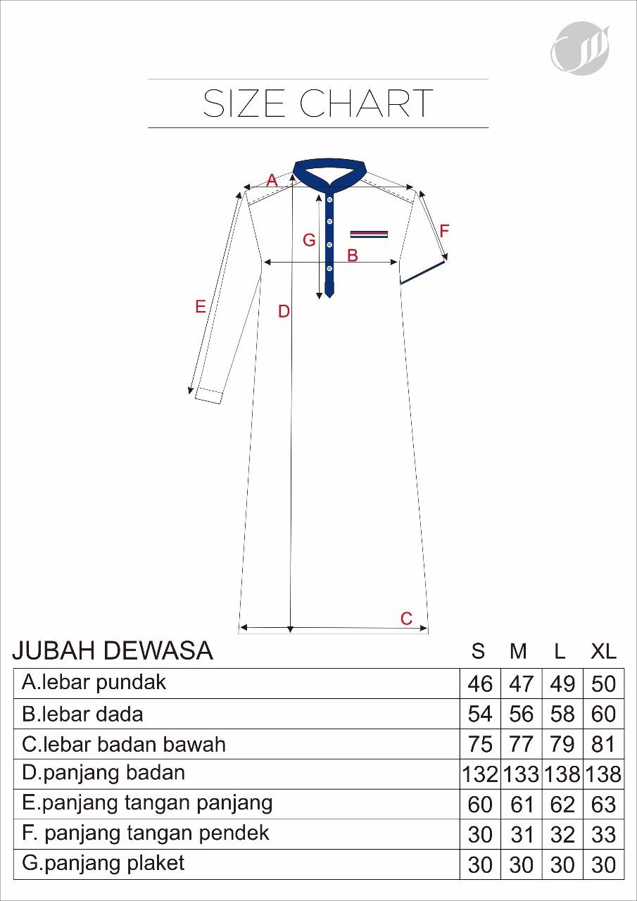 Size Chart Samase