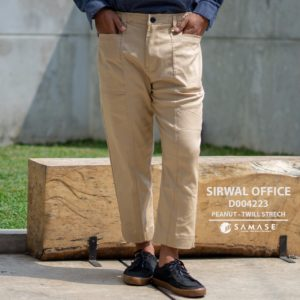 Peanut Sirwal Office Kode: D004223