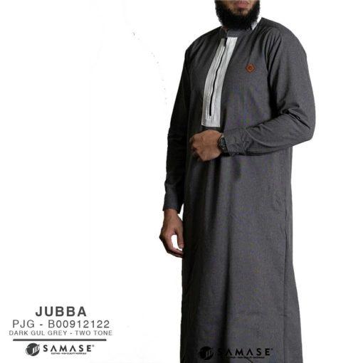 Samase Jubba Reguler Zipper B00912122