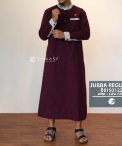 Jubba Reguler Lengan Panjang B0191122