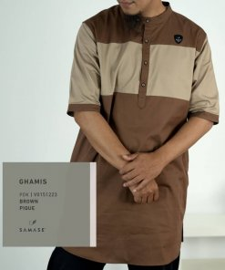 GHAMIS V01512 BROWN