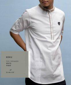 KOKU V01642 WHITE