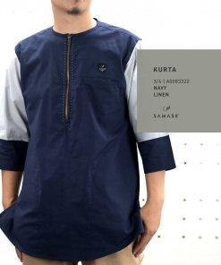 KURTA A00833 NAVY