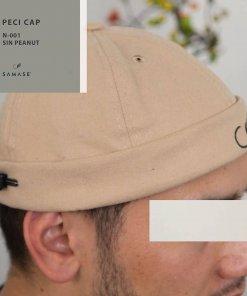Peci Cap Miki Hat N001 Sin Peanut