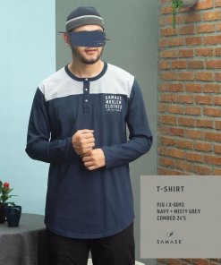 t-shirt-panjang-x0093-navy-misty-grey-combed-24s