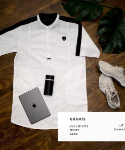 ghamis-gamis-pendek-b1972-white-leno
