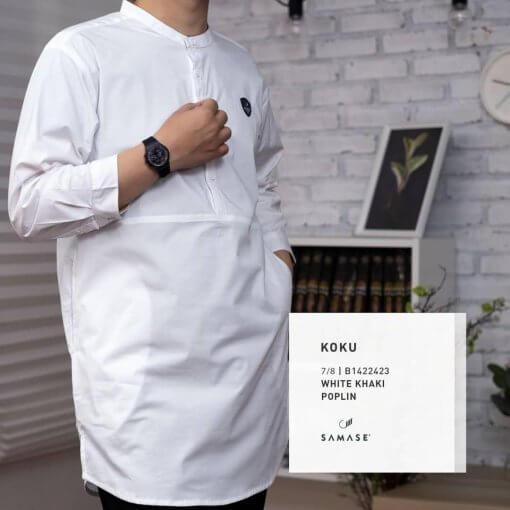 koku-7-8-b1422-white-khaki-poplin