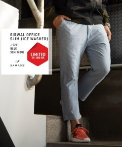 sirwal-office-slim-ice-washed-j0291-blue-semi-wool
