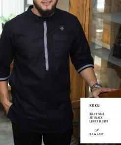 koku-3-4-v0261-jet-black-leno-3-glossy