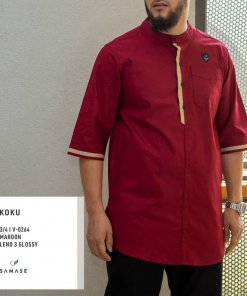 koku-3-4-v0264-maroon-leno-3-glossy